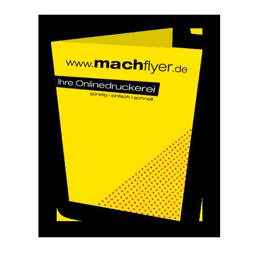 machflyer - druckerei aus mainz | kostenloser versand, Einladung
