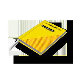 Flyer und Blätter in Sonderformen günstig in vielen verschiedenen Größen kaufen und kostenlos bestellen bei der Online Druckerei machflyer aus Mainz.